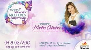 Conferência de Mulheres - 4 a 6 de agosto