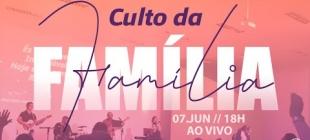 Culto da Família IBG - 07/06/2020