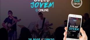Culto Jovem IBG - 28/03/2020